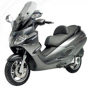 PIaggio X9 250 (2005-13)