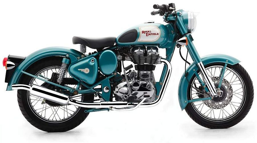 Royal Enfield Classic 500 (2017)