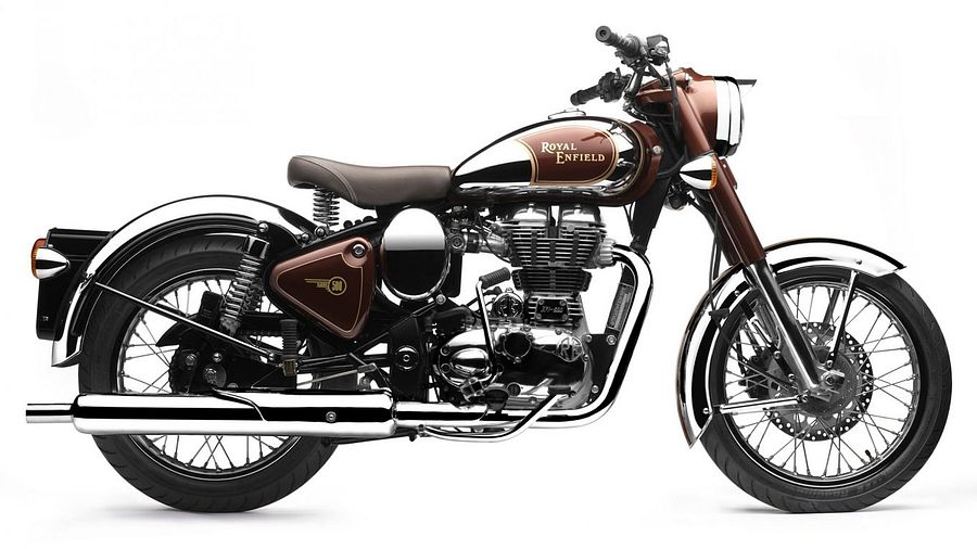 Royal Enfield Classic Chrome 500 (2013-14)
