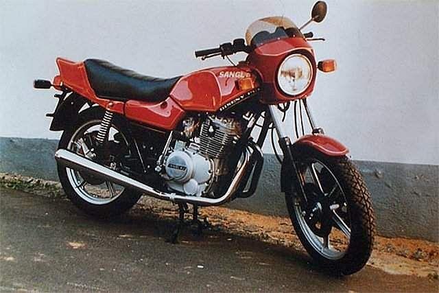 Sanglas 400Y (1978-82)