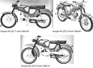 Sanglas 50 (1964-70)