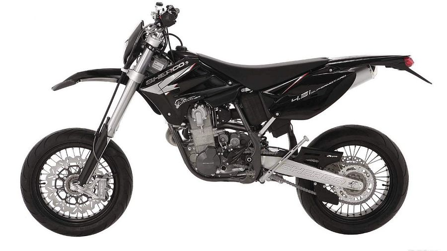 Sherco City Corp 125 Supermotard (2004)