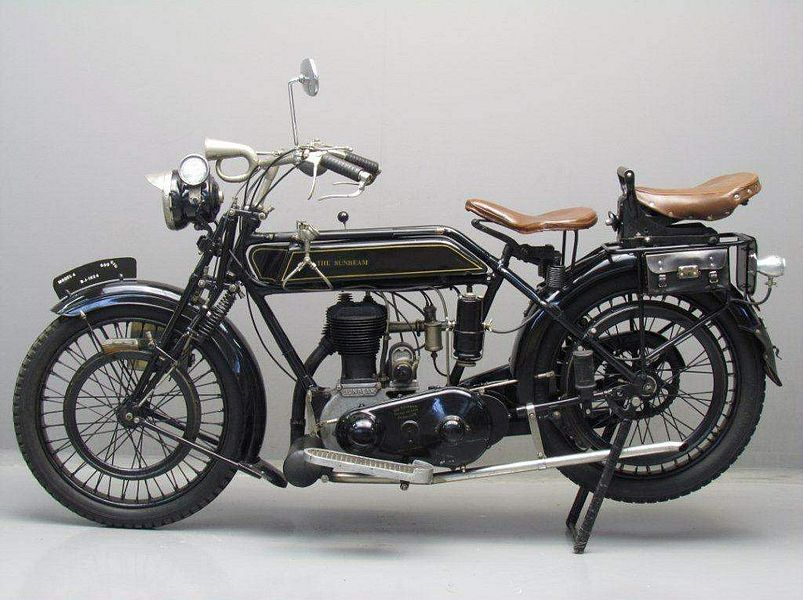 Sunbeam Model 3 (1924-26)