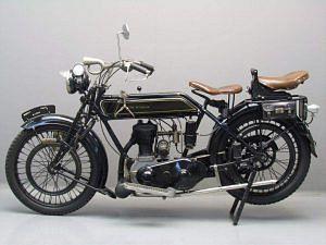 Sunbeam Model 3 (1924-26)