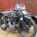 Sunbeam Model 6 Lion (1921-37)