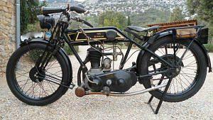 Sunbeam Model 7 and 7A (1922-40)