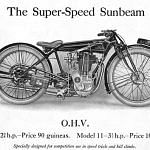 Sunbeam Model 10 Sprint (1931)