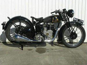 Sunbeam Model 7 and 7A (1934-36)