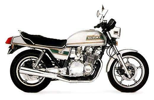 Suzuki GSX 1100E / GS 1100E (1981)