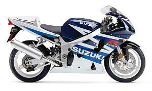 Suzuki GSX-R600 (2003)