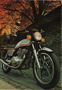Suzuki GS 450E (1980-81)