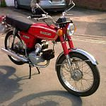 Suzuki A100 (1966-76)