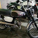 Suzuki A95 (1969-73)