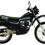 Suzuki DR 125 (1982-89)