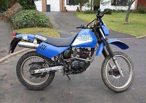 Suzuki DR125S (1990-93)