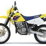 Suzuki DRZ250 (2005-08)