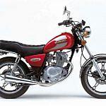 Suzuki GN125ET (1993-96)