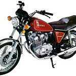 Suzuki GS250T (1980)
