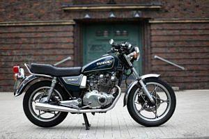 Suzuki GS450T (1982)