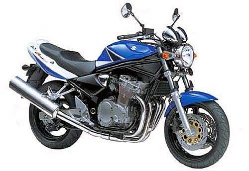 Suzuki GSF600S Bandit (2004)