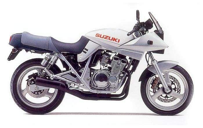 Suzuki GSX 250 SSN Katana (1992-93)