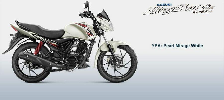 Suzuki SlingShot 125 (2015-16)