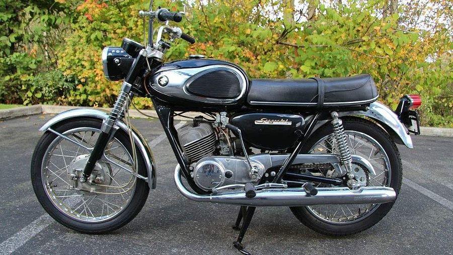 Suzuki T200 (1967-68)