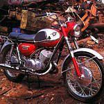 Suzuki T200 (1967-69)