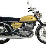 Suzuki T 500 Cobra (1969-70)