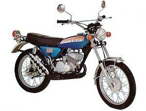 Suzuki TS125 (1971-73)