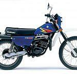 Suzuki TS 185ER (2000-05)