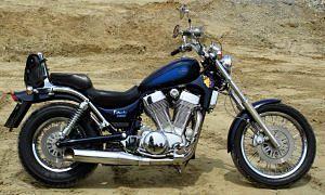 Suzuki VS1400GL Intruder (1990-93)
