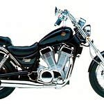 Suzuki VS 1400 GL Intruder (1994-96)