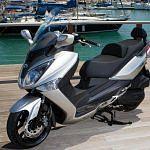 SYM GTS/Joymax 125 evo (2014)
