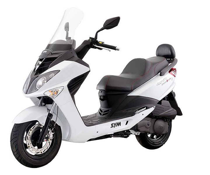 SYM Joyride 200i evo (2014) - MotorcycleSpecifications com