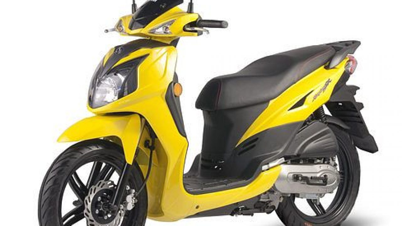 SYM Symphony S 125 (2014) - MotorcycleSpecifications com