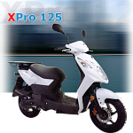 SYM X Pro 125 (2014)