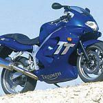 Triumph TT600 (2002-03)