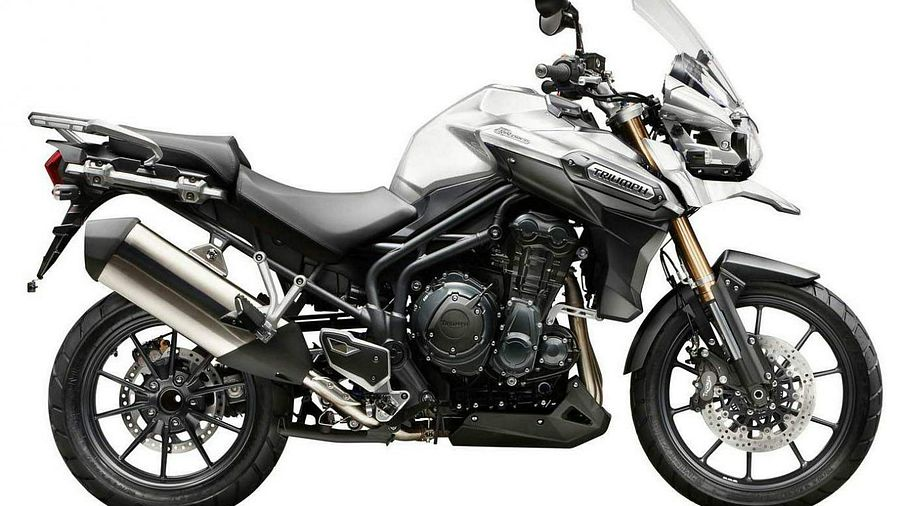 Triumph Tiger Explorer (2015)