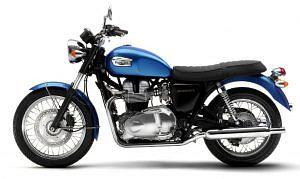 Triumph Bonneville 800 (2005-06)