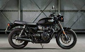 Triumph Bonneville T100 Black (2017-18)
