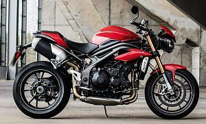 Triumph Speed Triple (2016)
