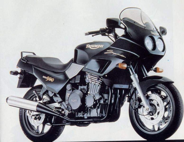 Triumph Sprint 900 (1995-96)