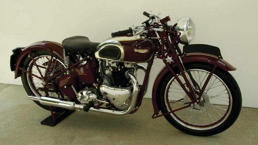 Triumph Tiger 100 (1938-40)