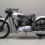 Triumph Tiger 100 (1946-59)