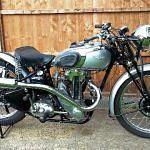 Triumph Tiger 70 (1937-40)