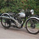 Triumph Tiger 80 (1937-40)