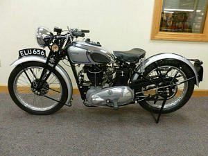 Triumph Tiger 90 (1937-40)