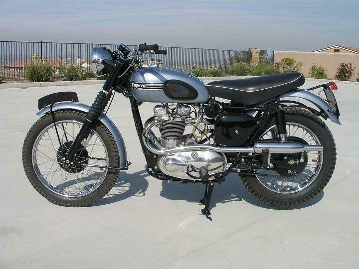 Triumph TR6 Trophy (1956-60)