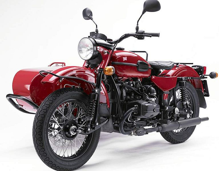 URAL Red October (2009)
